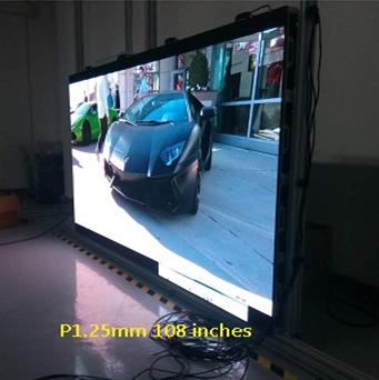 SUPER HD LED DISPLAY