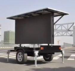 EF-4 Solar Power LED Mobile Display
